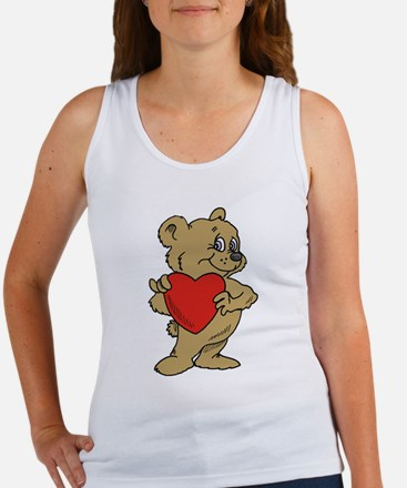 Heart Women's Tank Top