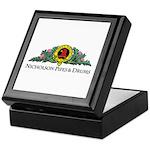 Nicholson Tile Keepsake Box