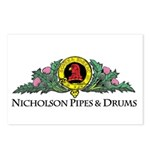 Nicholson Postcards (Package of 8)