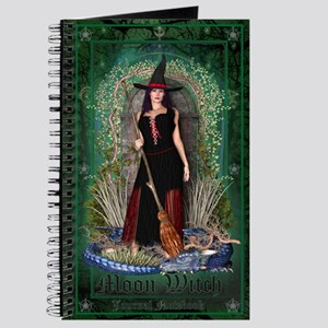 Moon Witch - Notebook Journal