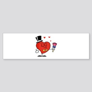 Heart Sticker (Bumper)