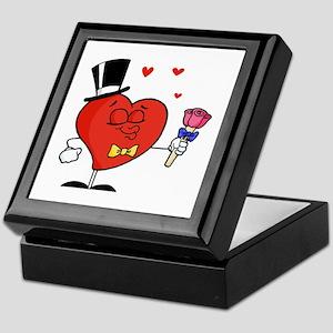 Heart Keepsake Box
