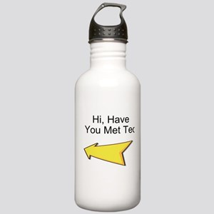 Hi Have You Met Ted? Stainless Water Bottle 1.0L