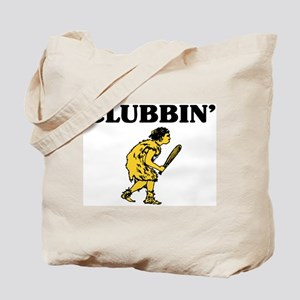 Old School Clubbin' Tote Bag