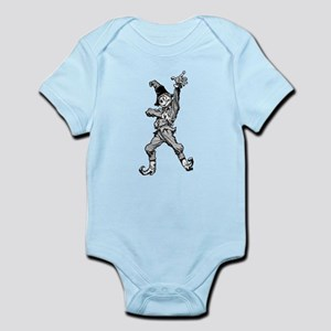 Scarecrow Dancing Disco Style Infant Bodysuit