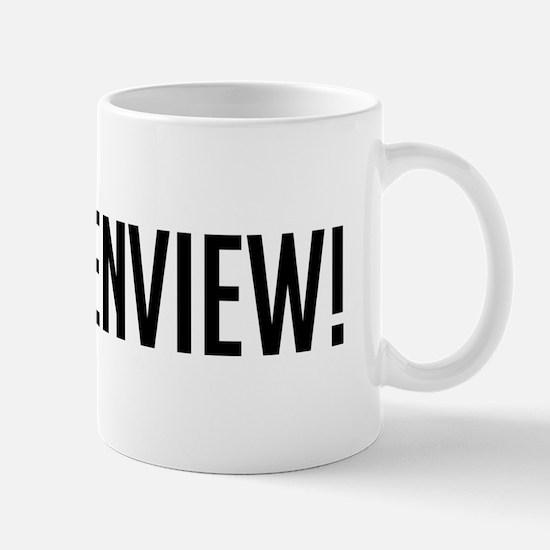 Go Greenview Mug