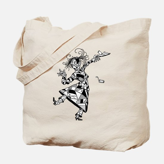 Patchwork Girl of Oz Tote Bag