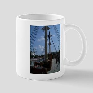 Sailboat at Mystic Mug