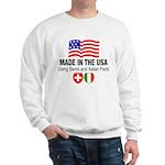 Swiss Italian Parts Sweatshirt