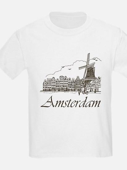 Vintage Amsterdam T-Shirt