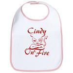 Cindy On Fire Bib