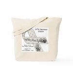 Sinister Ribbon Tote Bag