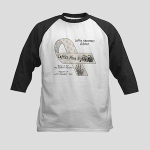 Sinister Ribbon Kids Baseball Jersey