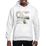 Sinister Ribbon Hooded Sweatshirt