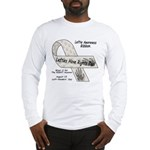 Sinister Ribbon Long Sleeve T-Shirt