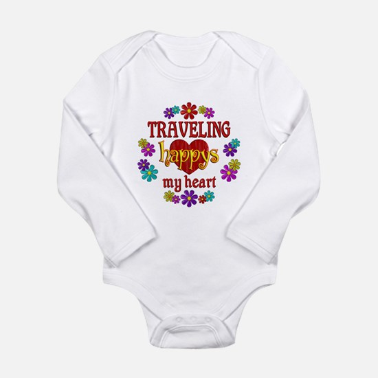 Traveling Happy Baby Outfits