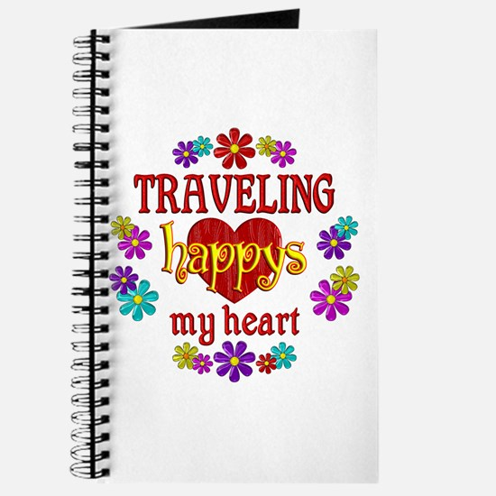 Traveling Happy Journal
