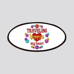 Traveling Happy Patches