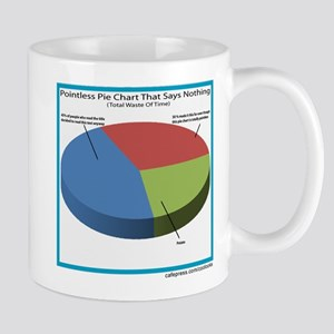 Pointless Chart Mug