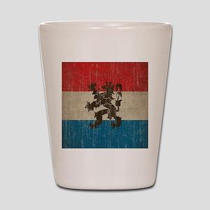 Vintage Netherlands Shot Glass
