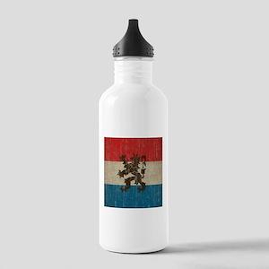 Vintage Netherlands Stainless Water Bottle 1.0L