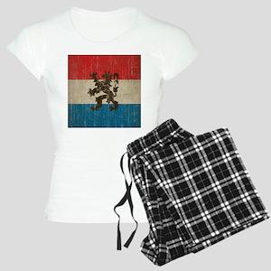 Vintage Netherlands Women's Light Pajamas