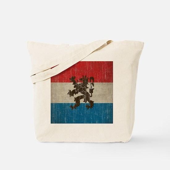 Vintage Netherlands Tote Bag