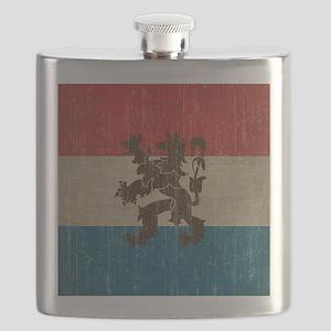 Vintage Netherlands Flask