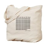 OCD Attack Tote Bag