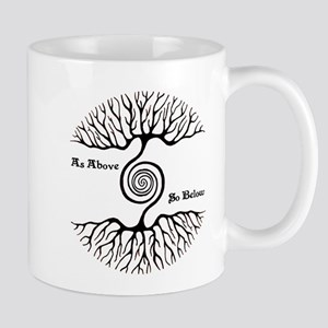 As Above ~ So Below Mug