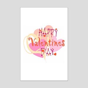 Heart Mini Poster Print
