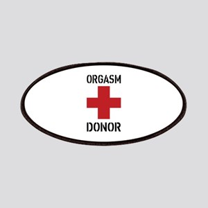 Orgasm donor Patches