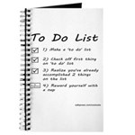 To Do List Journal