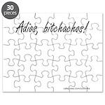 Adios Bitchachos Puzzle