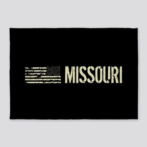 Black Flag: Missouri 5'x7'Area Rug