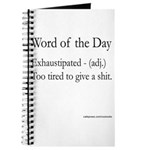 Exhaustipated Journal