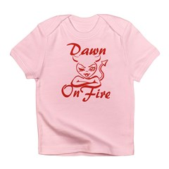 Dawn On Fire Infant T-Shirt