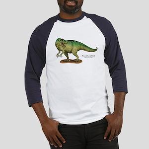 Allosaurus Baseball Jersey