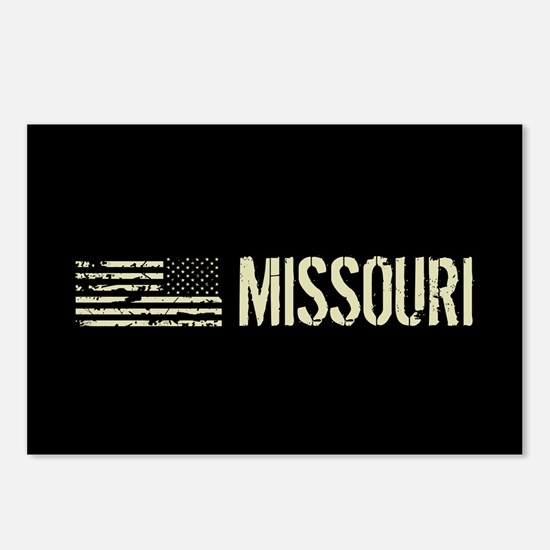 Black Flag: Missouri Postcards (Package of 8)