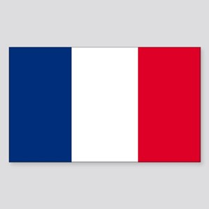 France Sticker (Rectangle)
