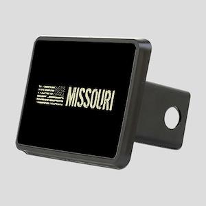 Black Flag: Missouri Rectangular Hitch Cover