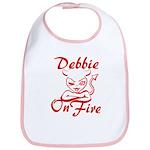 Debbie On Fire Bib