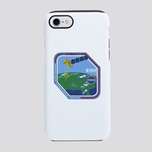 Landsat 7 Logo iPhone 7 Tough Case