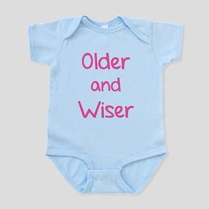 Older and Wiser Infant Bodysuit