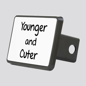 Younger and cuter Rectangular Hitch Cover