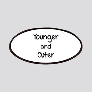 Younger and cuter Patches