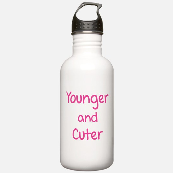 Younger and cuter Water Bottle