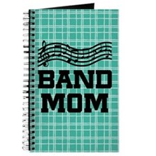 Band Mom Music Notes Journal
