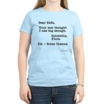 NASA Mom 2 Women's Light T-Shirt