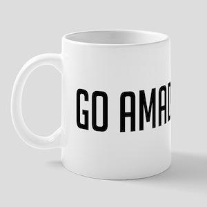 Go Amador City Mug